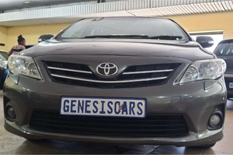Used 2011 Toyota Corolla 2.0D 4D Exclusive