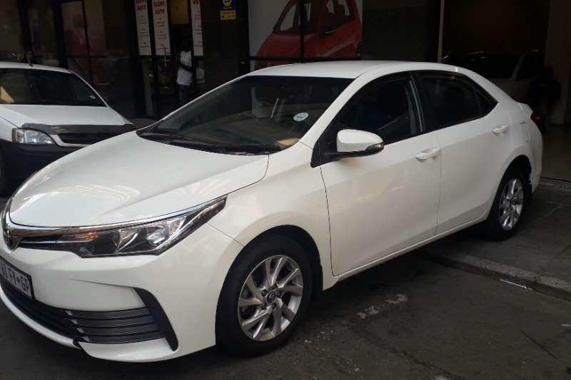 Toyota Corolla 2.0D 4D Exclusive 2017
