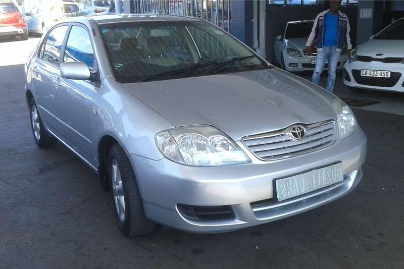 Used 2003 Toyota Corolla