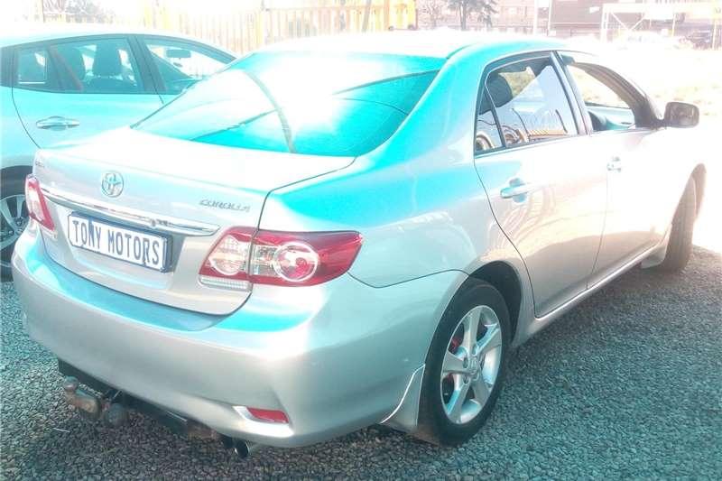 Used 2010 Toyota Corolla
