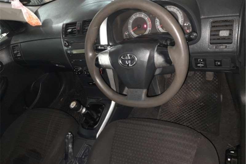 Used 2013 Toyota Corolla