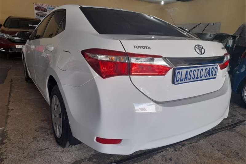 Used 2015 Toyota Corolla