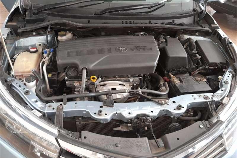 Used 2016 Toyota Corolla