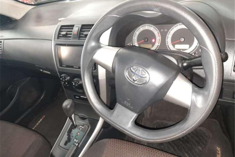 Used 2018 Toyota Corolla