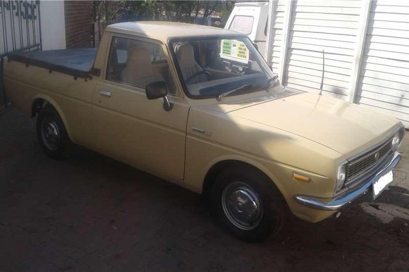 Toyota Corolla Bakkie 1978