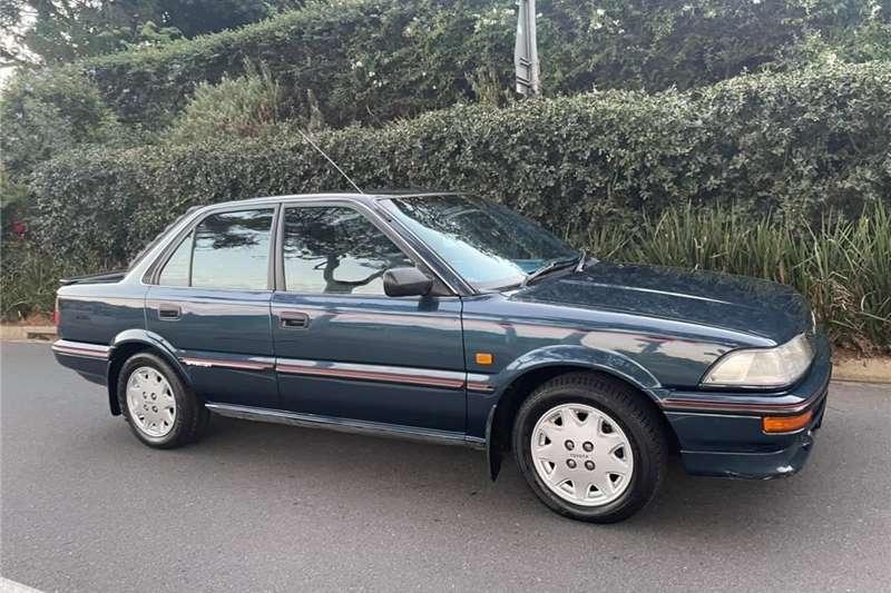 Used 1989 Toyota Corolla