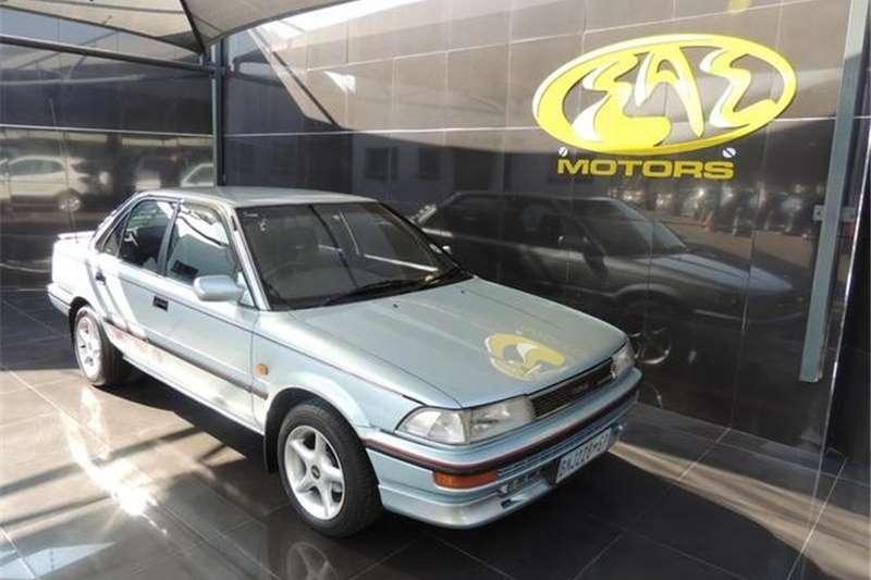 Toyota Corolla GLi Twin Cam 16 1990
