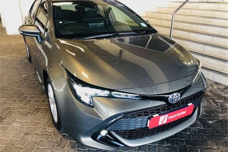 Toyota Corolla Hatch COROLLA 1.2T XS (5DR) 2019