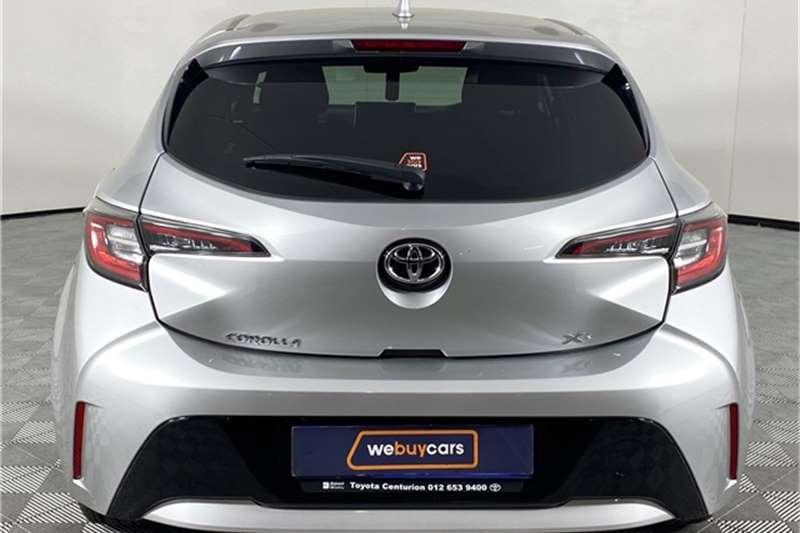Used 2020 Toyota Corolla Hatch COROLLA 1.2T XS (5DR)