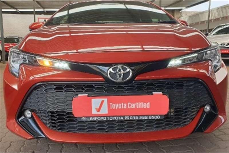 Toyota Corolla Hatch COROLLA 1.2T XS CVT (5DR) 2019