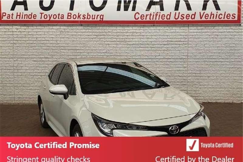 Toyota Corolla Hatch COROLLA 1.2T XS CVT (5DR) 2020