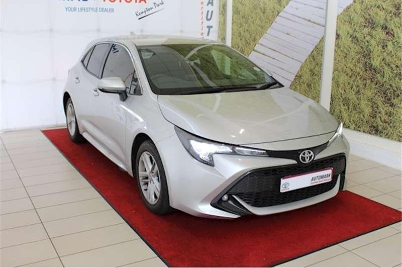 Toyota Corolla hatch COROLLA 1.2T XS CVT (5DR)