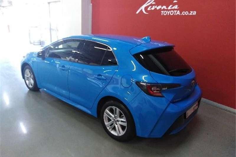 2019 Toyota Corolla hatch COROLLA 1.2T XS (5DR)