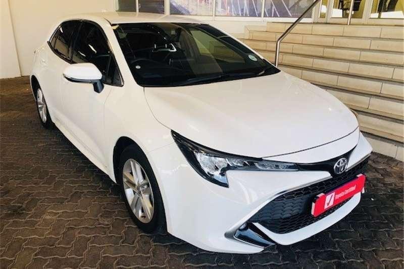2019 Toyota Corolla hatch COROLLA 1.2T XR CVT (5DR)