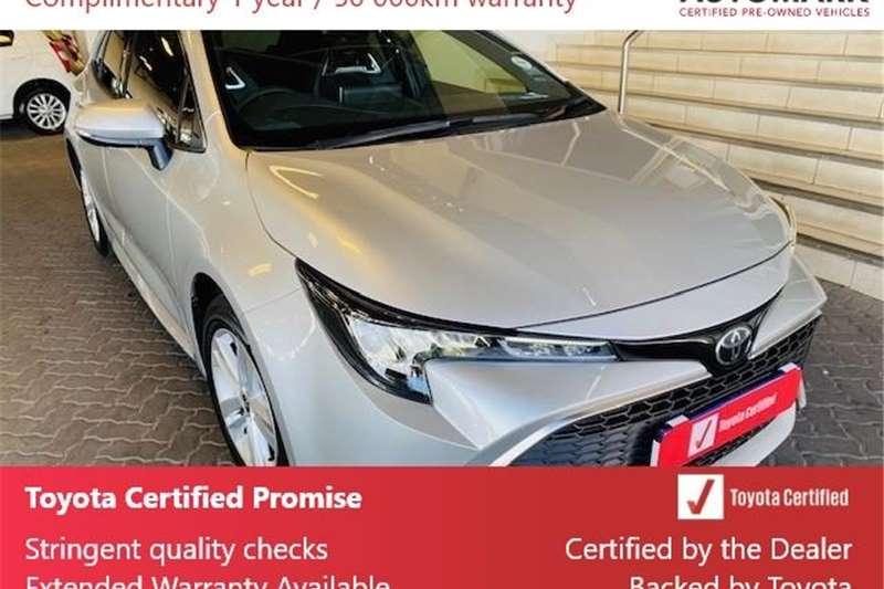 2020 Toyota Corolla hatch COROLLA 1.2T XR CVT (5DR)