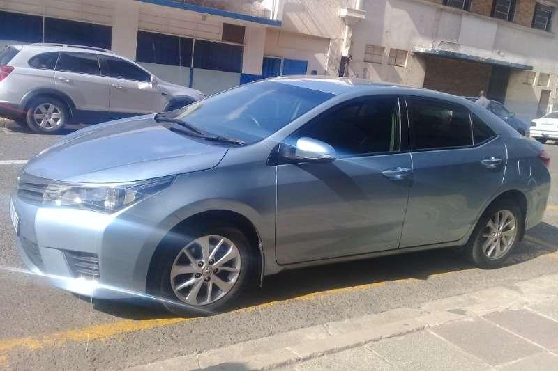 2014 Toyota Corolla 1.3 Prestige