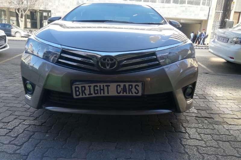 2014 Toyota Corolla 1.8 Exclusive