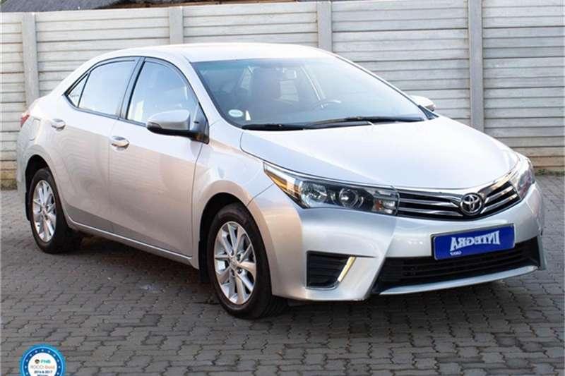 2015 Toyota Corolla 1.4D 4D Prestige