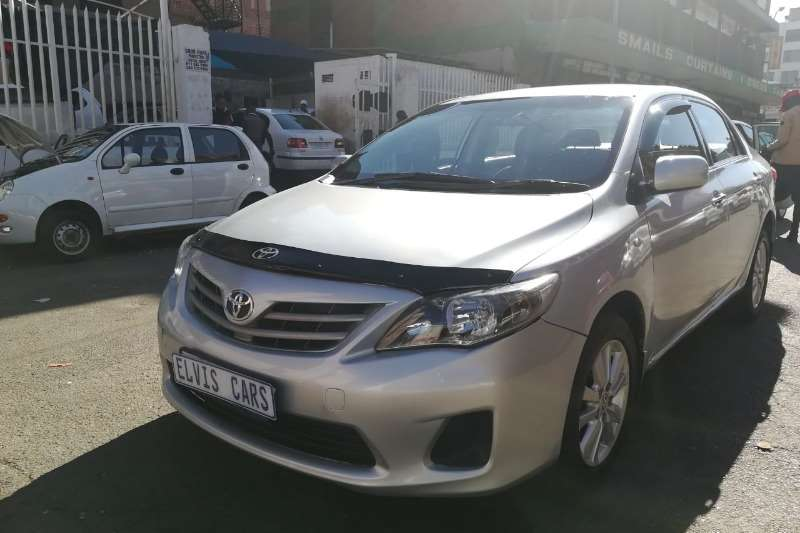 2008 Toyota Corolla For Sale >> Toyota Corolla 2008 Professional In Cars In South Africa