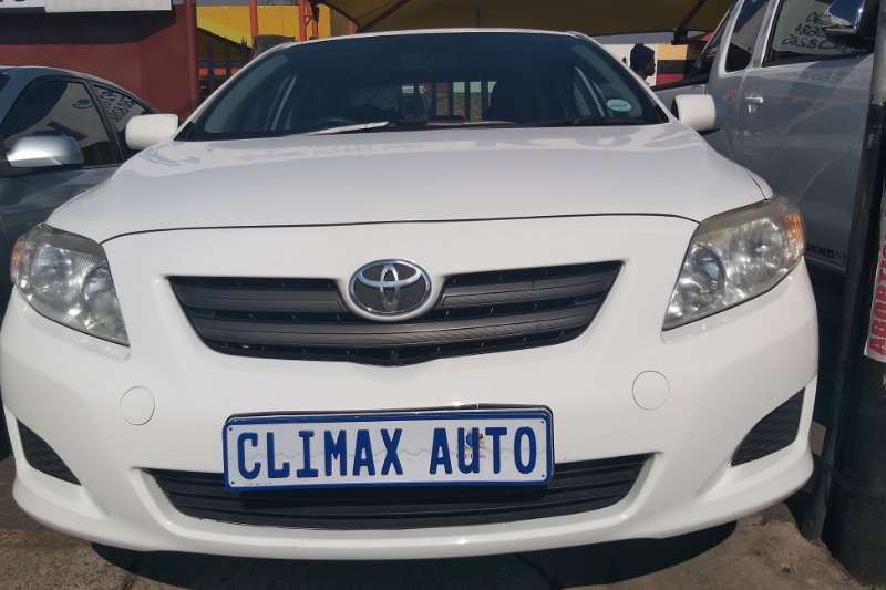 2010 Toyota Corolla 1.6 Advanced