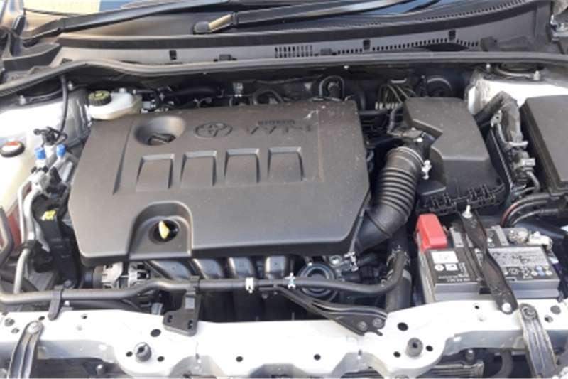 2016 Toyota Corolla 1.6 Professional