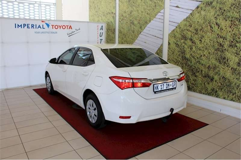 2019 Toyota Corolla 1.4D 4D Esteem