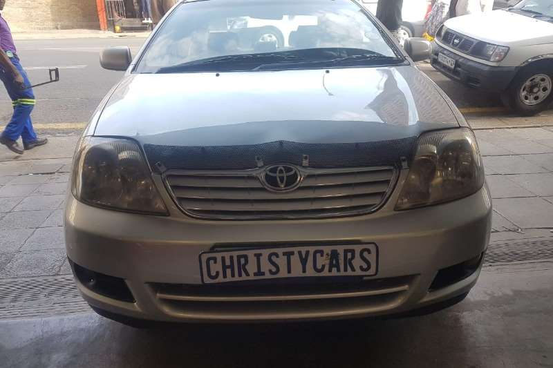 2006 Toyota Corolla 1.8 Exclusive automatic