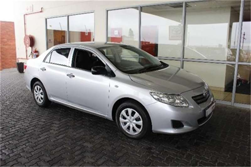 2008 Toyota Corolla 1.6 Professional