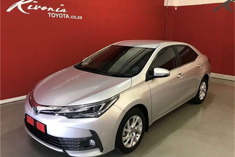 2020 Toyota Corolla 1.6 Esteem