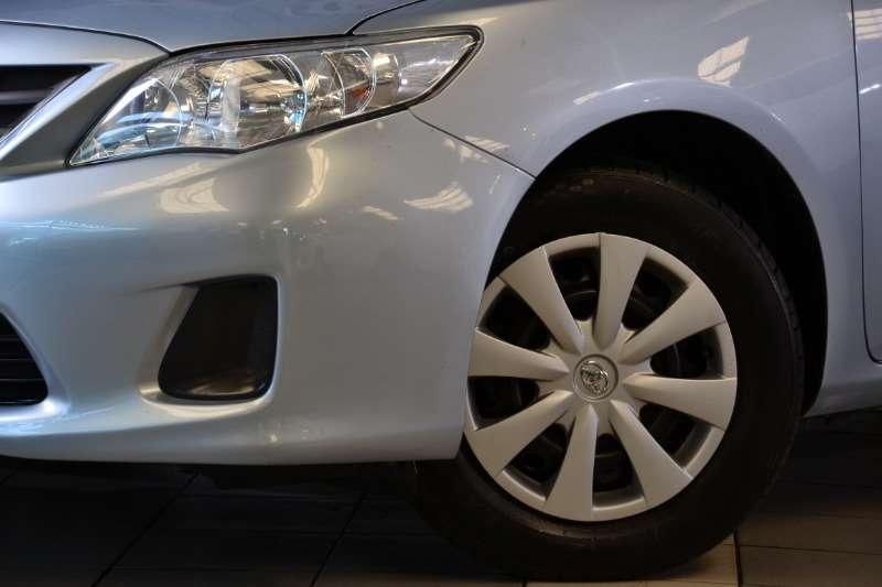 2013 Toyota Corolla 1.3 Impact