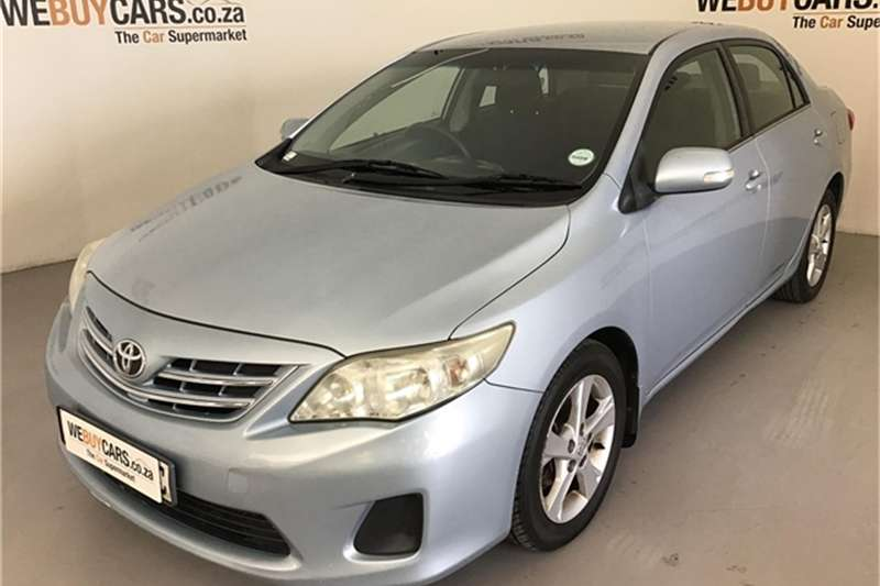 2011 Toyota Corolla 1.6 Advanced auto