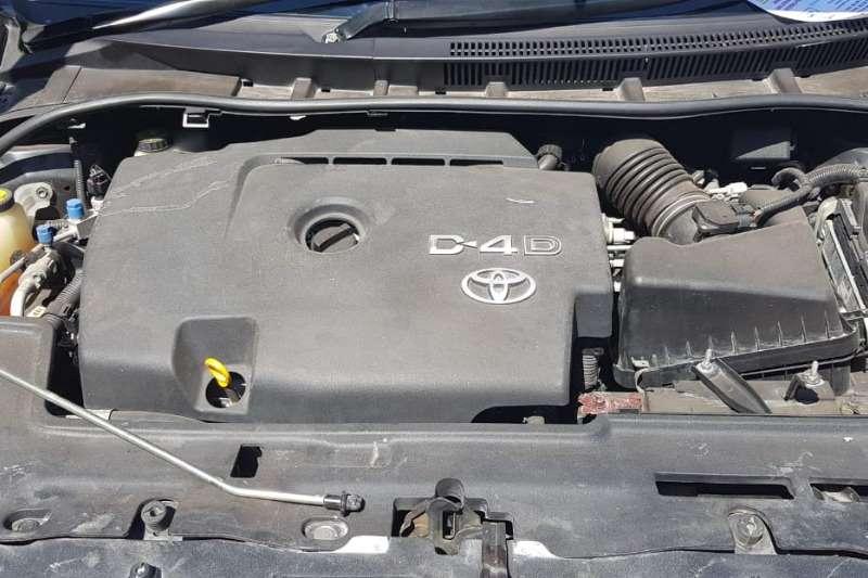 2009 Toyota Corolla 2.0D 4D Advanced