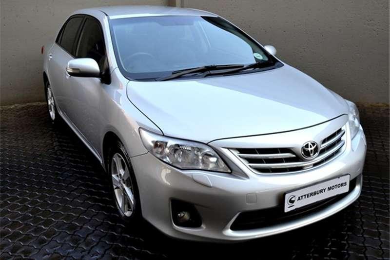 2013 Toyota Corolla 2.0D 4D Advanced