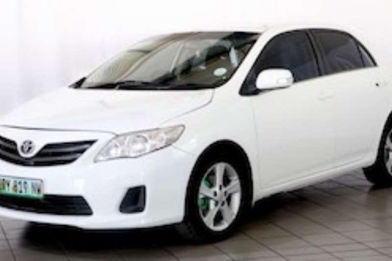 2010 Toyota Corolla 1.6 Advanced automatic