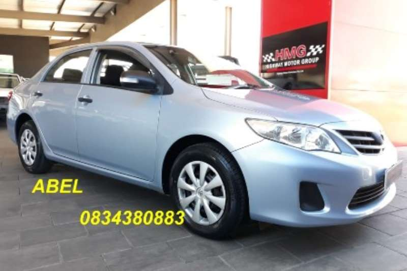 2010 Toyota Corolla 1.3 Impact