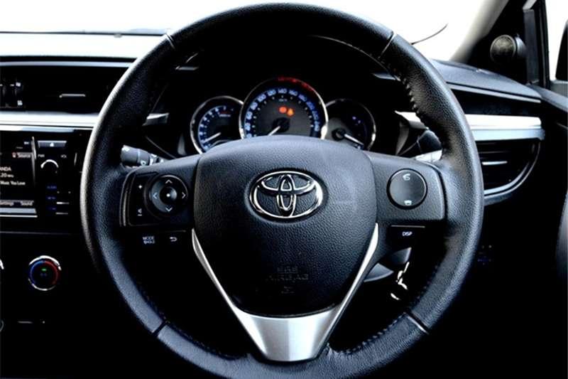 2015 Toyota Corolla 1.6 Prestige auto