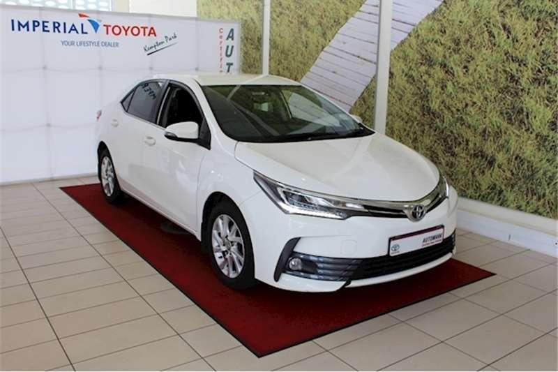 Toyota Corolla 1.8 Prestige