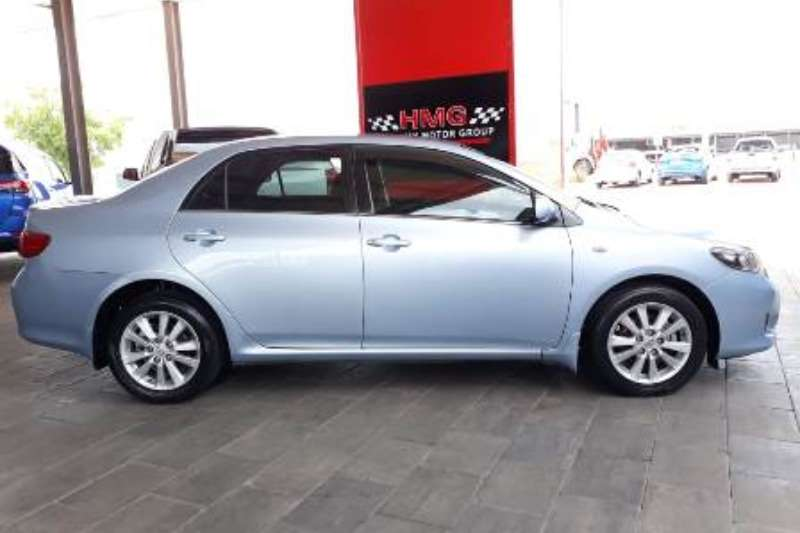 2007 Toyota Corolla 1.6 Advanced