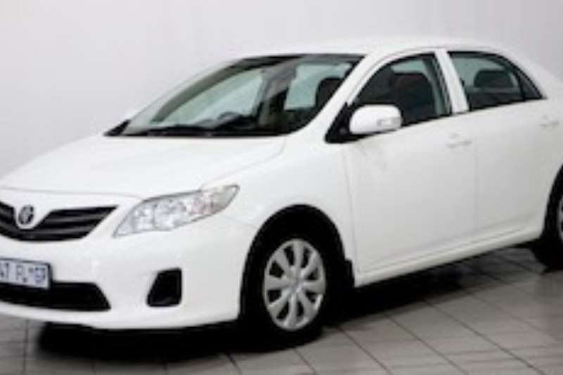 2014 Toyota Corolla 1.6 Professional