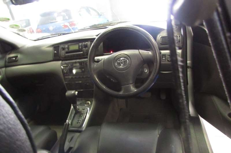 2005 Toyota Corolla 1.8 Exclusive automatic