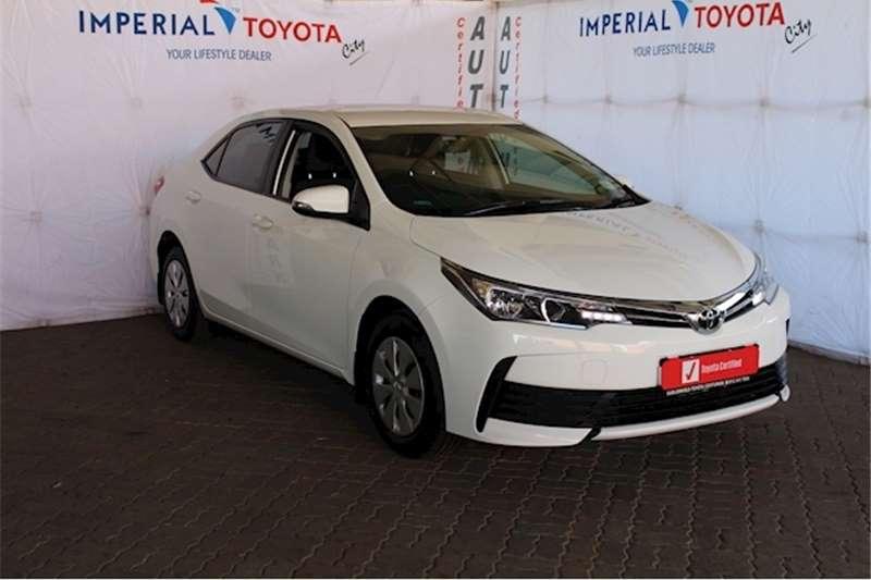 2018 Toyota Corolla 1.3 Esteem