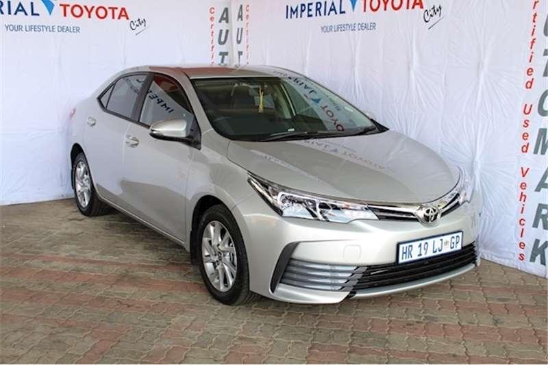 2020 Toyota Corolla 1.6 Prestige