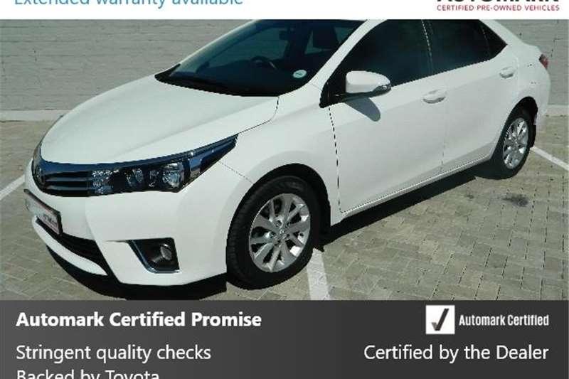 2014 Toyota Corolla 1.6 Prestige