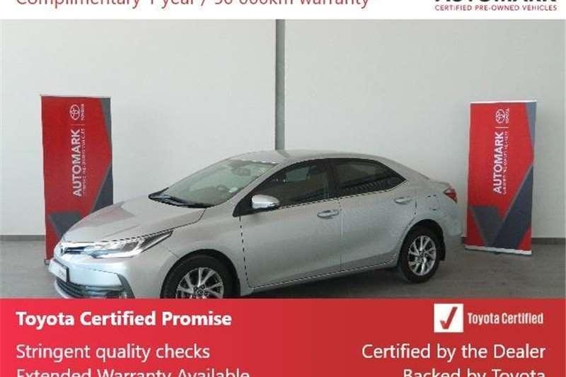2019 Toyota Corolla 1.8 Exclusive