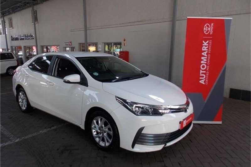 2017 Toyota Corolla 1.4D 4D Prestige