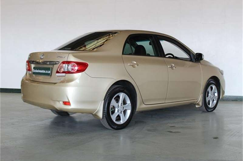 2012 Toyota Corolla 2.0D 4D Exclusive