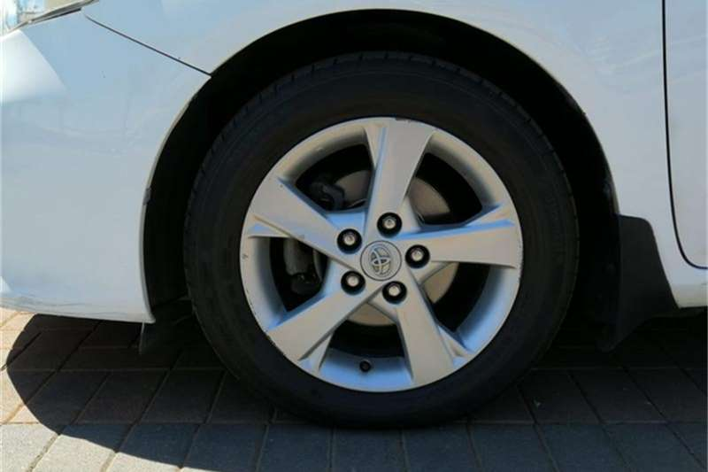 2010 Toyota Corolla 1.6 Advanced auto