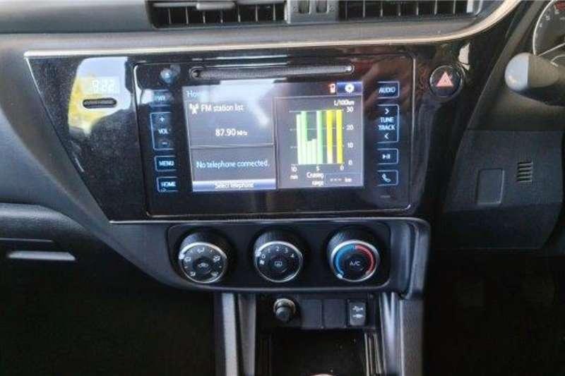 2018 Toyota Corolla 1.6 Prestige