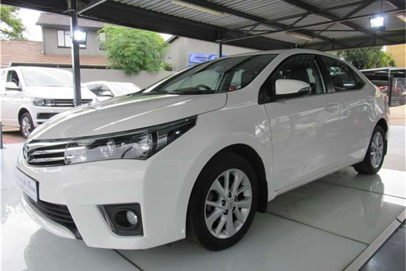 2015 Toyota Corolla 1.8 Exclusive