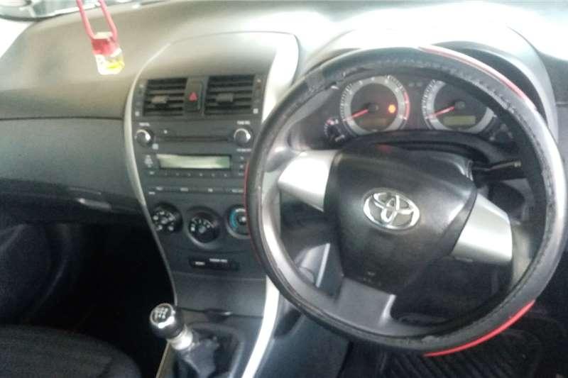 Toyota Corolla Quest 1.6 2012